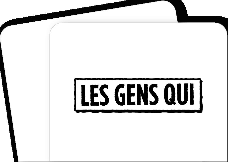 Cartes Les Gens Qui