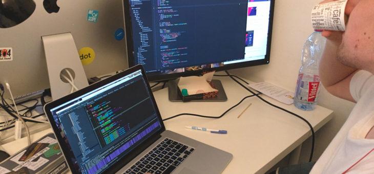 Chouic recherche un développeur pour la rentrée 2018 !