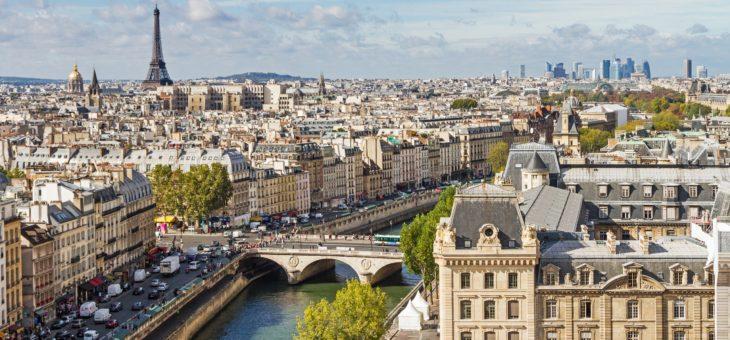 Bonjour les boutiques de Paris !