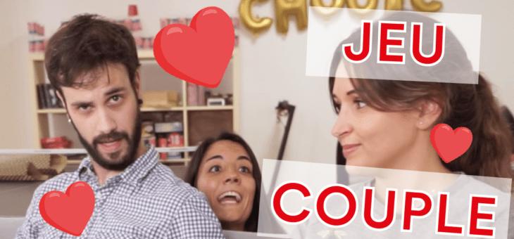 Jeu Couple, tu couples, il couple…