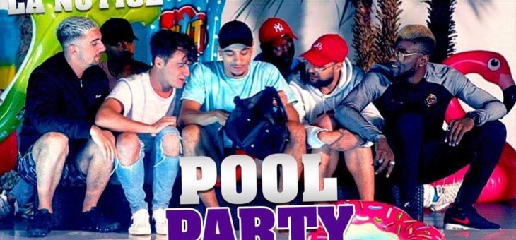 Nouvelle notice du Woop : Comment faire une pool Party ? feat. CULOT #OMG 😱