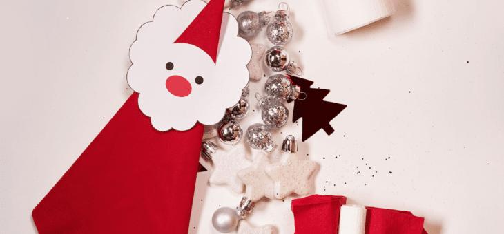 DIY Ronds de serviette pour la table de Noël