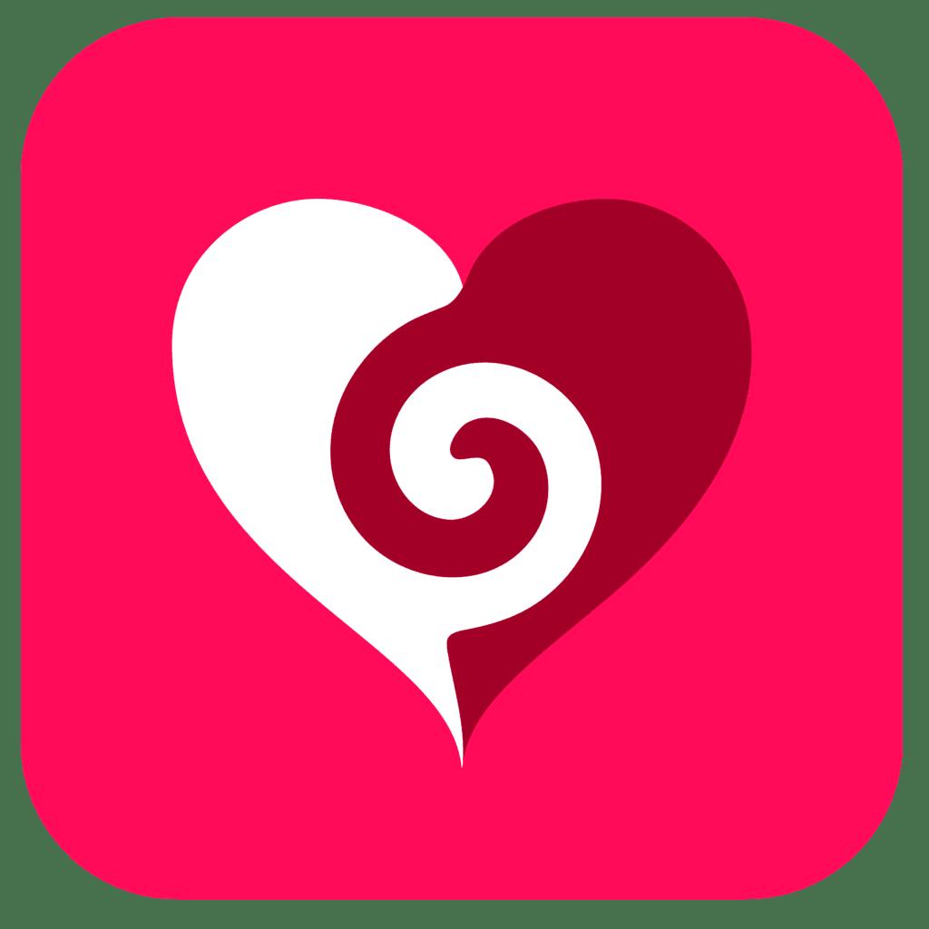 jeu couple action vérité smartphone logo