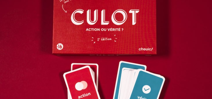 Culot, le jeu qui anime vos double dates