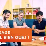 Chouic - éditeurs du jeu Les Gens Qui au festival Bien Ouej