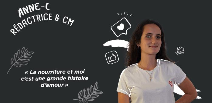 Portrait d'équipe : Anne-C – Chargée de comm' Chez Chouic