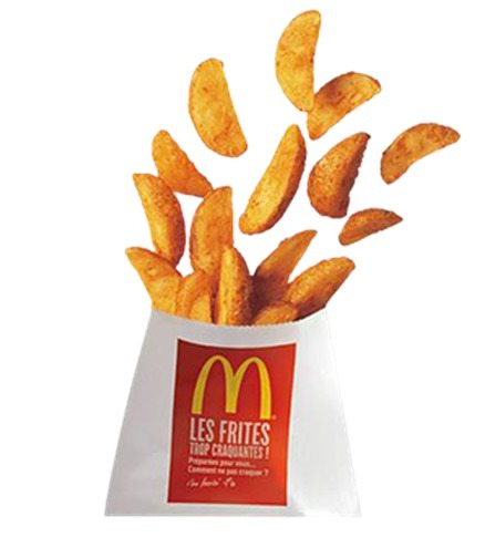 potatoes mc donald's
