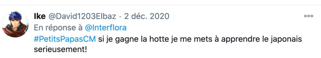 tweets petits papas cm